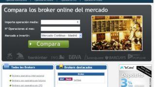 iAhorro lanza su comparador de broker online