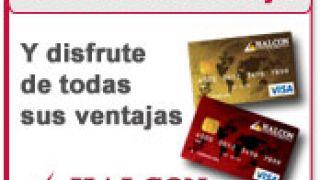 Tarjeta Visa Halcón Viajes de bancopopular-e