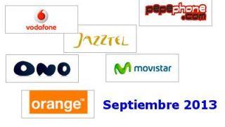 Las mejores ofertas de ADSL de septiembre 2013