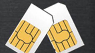 La opción con los teléfonos SIM doble