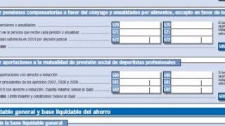 Preguntas y respuestas sobre la declaración de la renta IV