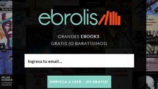 Ebrolis: recomendación personalizada de libros