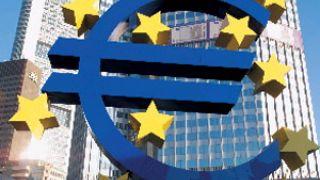 La banca vislumbra más fortaleza y retira dinero del BCE