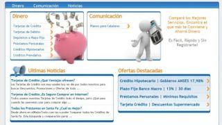 Elmejortrato.com, comparador financiero argentino