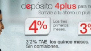 Deposito 4 Plus de Openbank