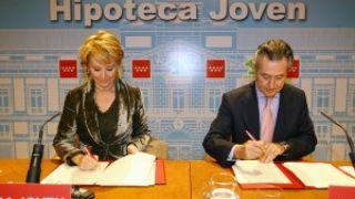 Hipoteca de la Comunidad de Madrid de Caja Madrid