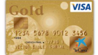 Promoción Visa Gold de La Caixa