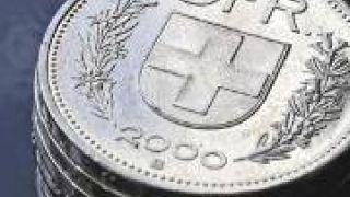 Franco Suizo y el Oro son el refugio elegido de los inversores