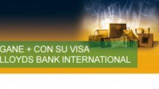 Promoción Tarjetas Lloyds Bank International