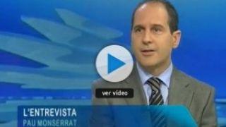 De rescates financieros y prima de riesgo en RTVE 1 Balears