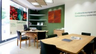 Triodos Bank consume 100% energía verde en sus oficinas