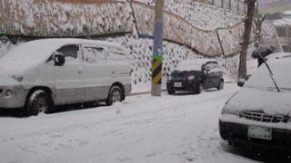 ¿Sabes cómo mejorar tu conducción en invierno?