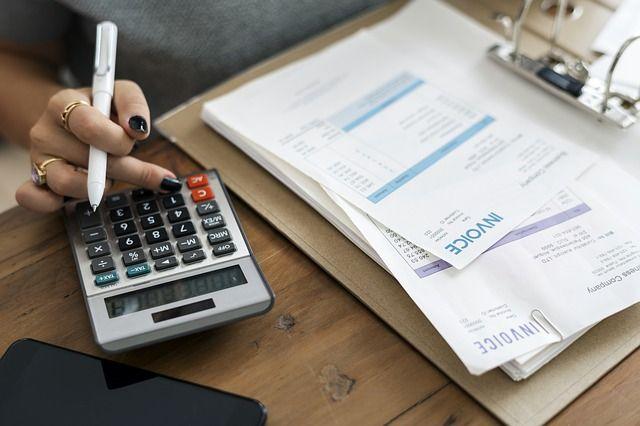 Cálculo de las facturas