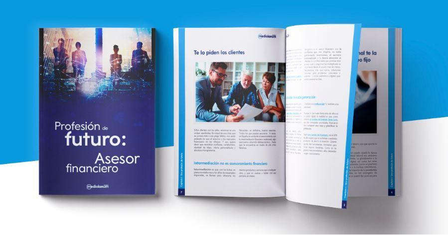 Libro: 'Profesión de futuro: Asesor financiero'